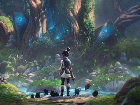Forgotten Forest Kena Bridge of Spirits
