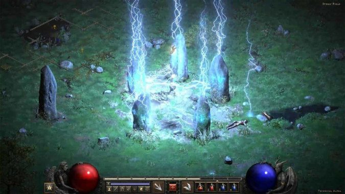 Diablo 2 Resurrected Cairn Stones Guide