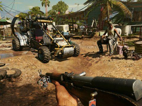 Vehicles Far Cry 6