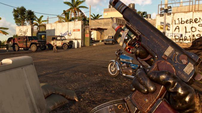 How to Get Gunpowder in Far Cry 6