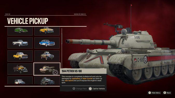 Tank Far Cry 6