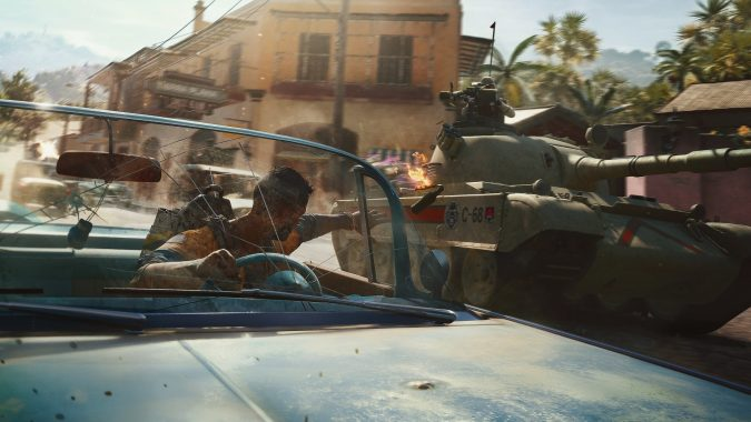 Far Cry 6 Fast Travel Guide
